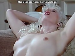 Alicyn Sterling, Anisa, Courtney in vintage sex clip
