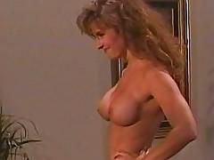 Pornstar Ashlyn Gere taking her lovers dick in her mouth like a yummy lollipop