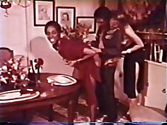 Two Hole Lust - Billy Dee fucks a black and white chicks