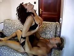 Erika Bella and Christoph Clark