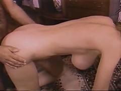 Christy Canyon fucks Ron Jeremy