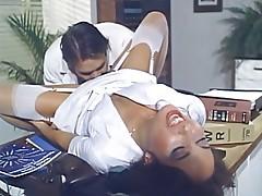 Crystal Breeze - Nurse Dick-In-The-Ass