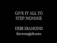 Handjob Mommie - Debi Diamond