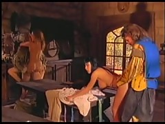 Francesca Le, Madison & da boys - Three musketeers - Tavern scene 2