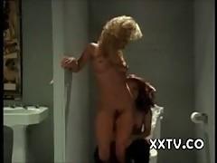 Lesbian scene with Deidre Holland and Francesca Le