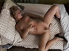 Jacqueline Lovell - long solo masturbation with toys