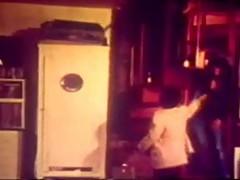 Veri Knotty fucked by Midget (Short Studd) and Jamie Gillis