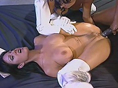 Anna Malle Jeanna Fine anal with a black guy