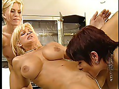 Jeanna Fine and three old bitches