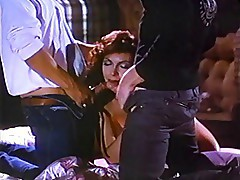 Janey Robbins, Billy Dee + Jesse Adams