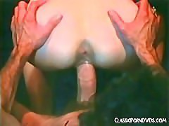 John Holmes sucked and fucked throat hard