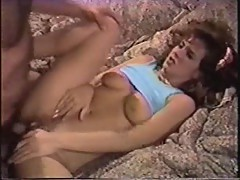 Alicia Monet, John Leslie in 1988 Love Lies