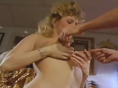 Julianne James in a sex shop