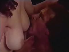 Busty Kay Parker pounds Dan T. Mann