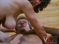 Kay Parker fucks a hard dick