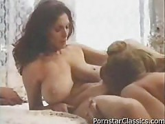 Kay Parker with busty MILF
