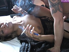 Keisha Kane Smoking Sex
