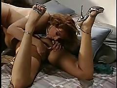 Keisha lesbian scene