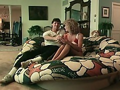 Stud Kevin James fucks step mom then Ginger Lyn