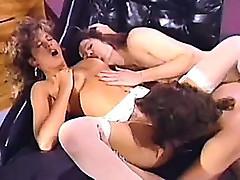 Taboo (1991) threesome scene with PJ Sparxx, Kym Wilde and Tom Byron