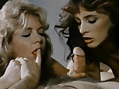 Laurie Smith & Karen Summer -Threesome