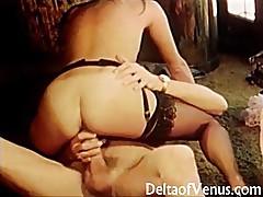 John Holmes & Linda Wong - Hot Vintage Fucking