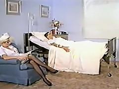 Nurse Lois Ayres services Marc & Jessie