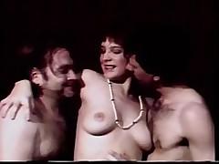 Alan Adrian, Michael Morrison and Alexis X