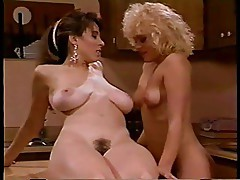 Christy Canyon and Michelle Monroe
