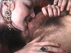 Moana Pozzi and Ilona Staller hardcore scene compilation from Mundial Sex