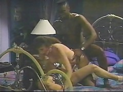 Lacy Rose and Nicole London - Anal Siege (1993)