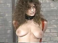 Nikki Dial gets Punished