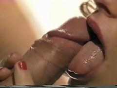 Nikki Dial strokes cock