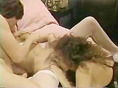 Keisha & Nikki Knights Star In Retro Threesome