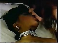 Dana Dylan, Nina DePonca & Ron Jeremy threesome