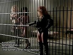 Nina Hartley - Deep Inside - Anna Malle, Sahara Sands