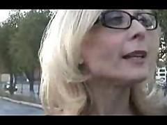 Nina Hartley - Milf Interracial Double Penetration