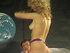Nina Hartley Gets Gangbanged