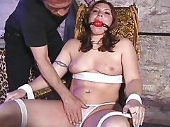 Rick Savage flogs her ass