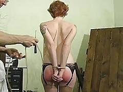 Rick Savages torturing babe
