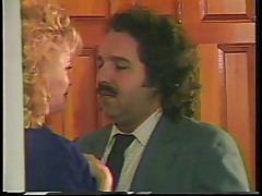 Cristal Wilder and Ron Jeremy