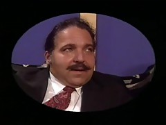 Erika Lockett gets fucked in the ass by Ron Jeremy
