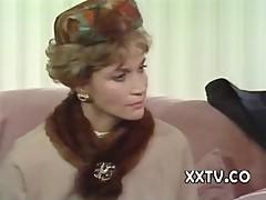 Megan Leigh fucks Ron Jeremy in Hot Scalding (1989)