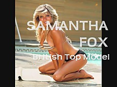 Slideshow: Samantha Fox Photos