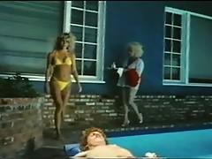 Bunny Bleu, Helga Sven + Scott Irish