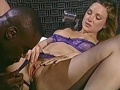 Beautiful Roxanne Blaze with Sean Michaels