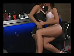 Serena South and Alisha Bizart was made for lesbian love, passion and desire tha's about them!