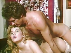 Shauna Grant - Party Stripper - Scene 1 with Eric Edwards