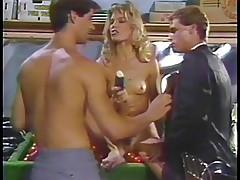 Stacey Donovan Goes Bi ! (Very Rare MMF Clip)