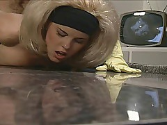 Sunset Thomas Ass Fucked Crosseyed - Vintage Anal